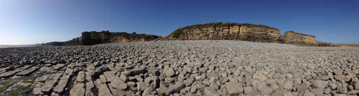 Wales Coast Path: Rhoose toBarry